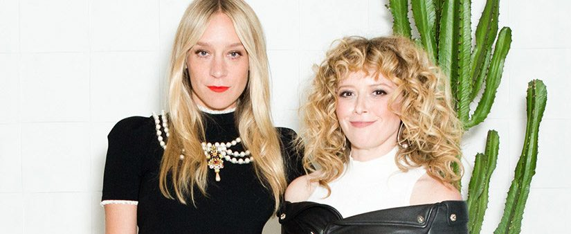 Chloë Sevigny and Natasha Lyonne at 'Antibirth' premiere