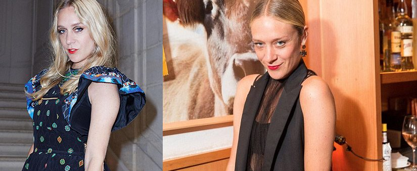 Chloë Sevigny at 'The Realest Real', Purple and H&M events