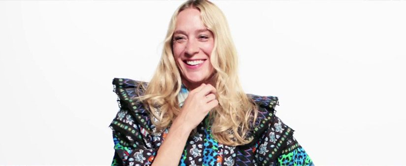 Chloë Sevigny for Kenzo x H&M campaign