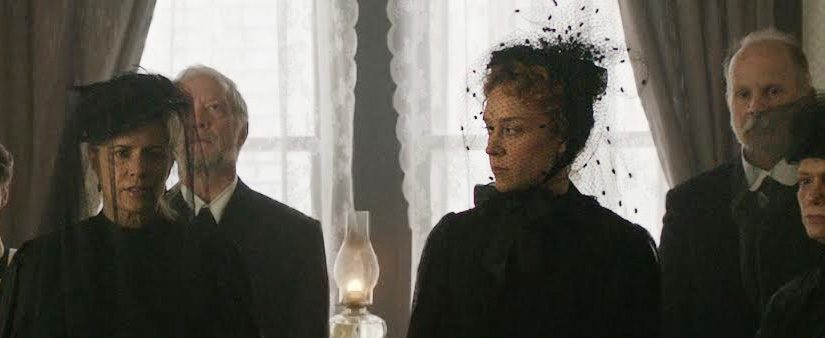 First promotional still from 'Lizzie'