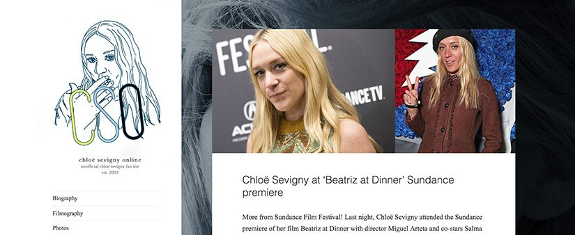 New look at Chloë Sevigny Online