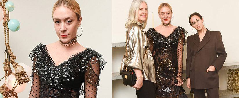 Chloë Sevigny hosts Delfina Delettrez Matchesfashion.com Cocktail Party