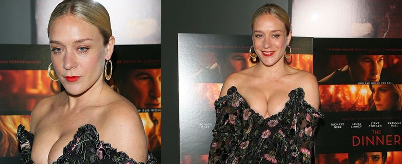 Chloë Sevigny at 'The Dinner' Beverly Hills premiere