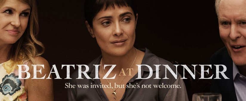 'Beatriz at Dinner' now in U.S. theaters!