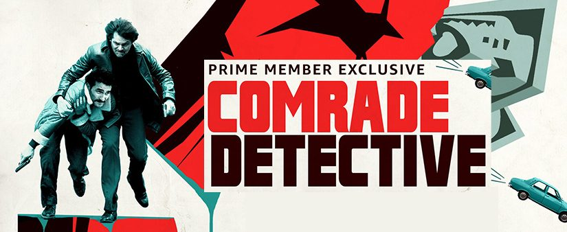 Chloë lends voice for Amazon's 'Comrade Detective'