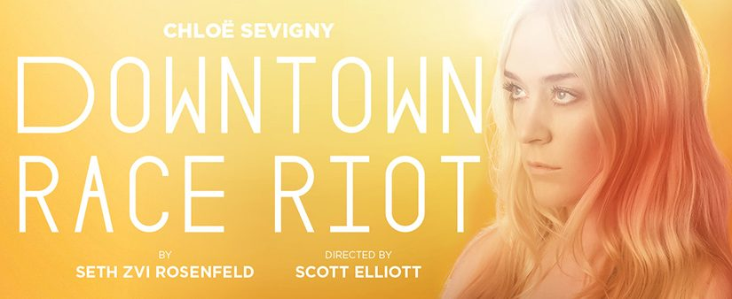 Tickets to 'Downtown Race Riot' now available!