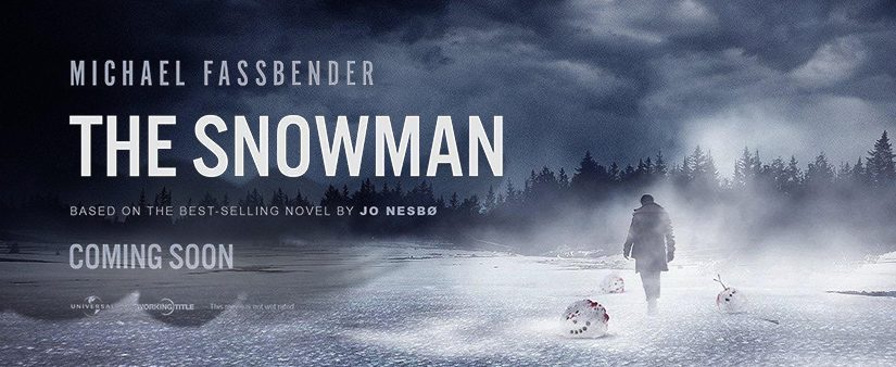 'The Snowman' now in theaters!