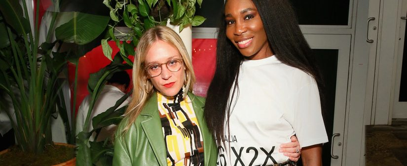 Chloë Sevigny at A Cocktail in Honor of Theaster Gates