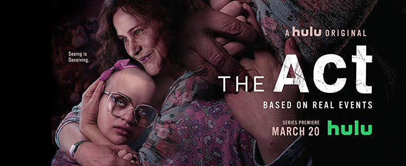 'The Act' now streaming on Hulu!