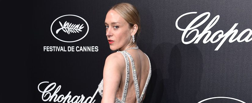 Chloë Sevigny at Cannes Film Festival Official Trophée Chopard Dinner