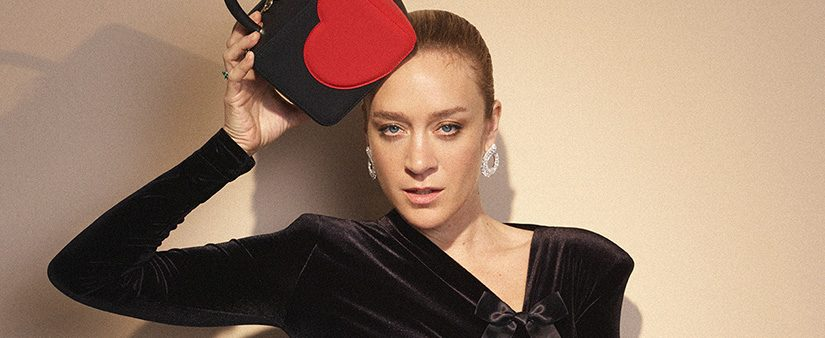 Chloë Sevigny launches Chopard Green Carpet collection of evening bags